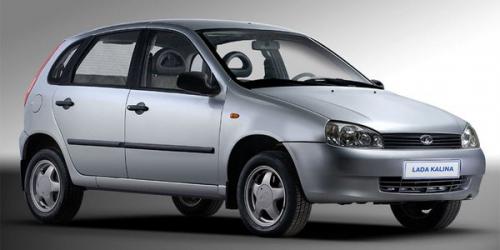 Lada Kalina - самый продаваемый автомобиль России в 2011 году