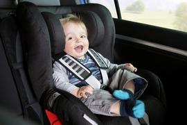 Детское кресло для автомобиля