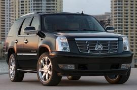 Cadillac Escalade - объем двигателя 6.2 литра