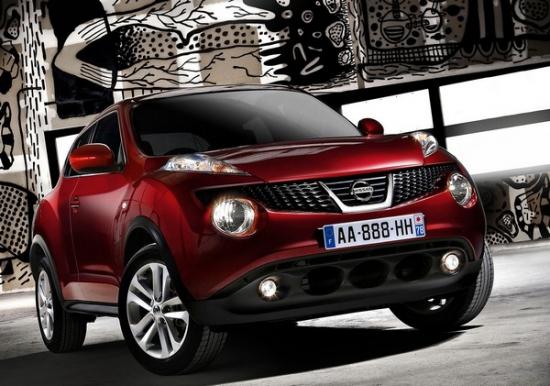 Nissan Juke  - новинка 2011 года