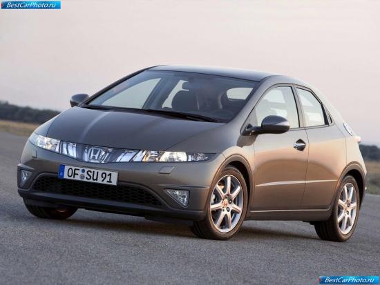 Honda Civic обладает самым чистым интерьером по мнению Ecology Center